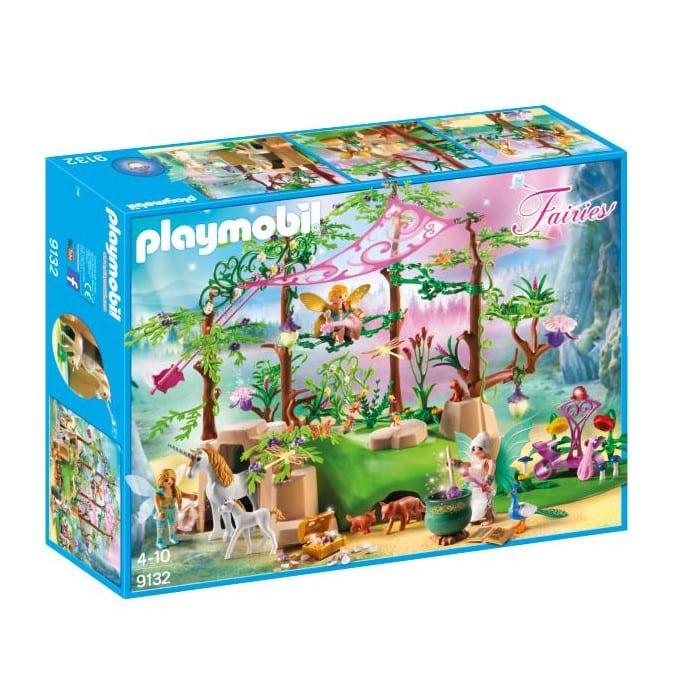 פליימוביל יער הפיות הקסום 9132
