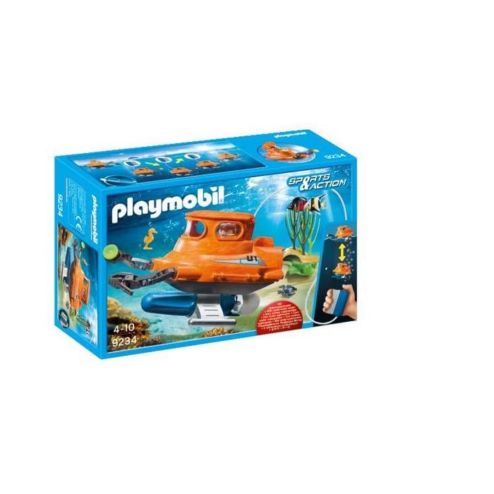 פליימוביל צוללת עם מנוע תת ימי 9234