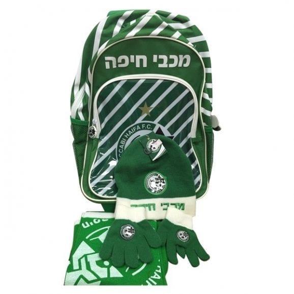 עודפים - ערכת בית ספר מכבי חיפה