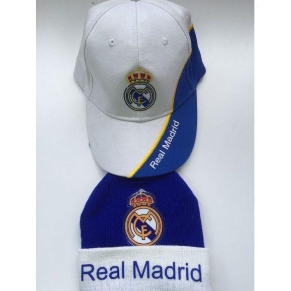 עודפים - שני כובעים ריאל מדריד