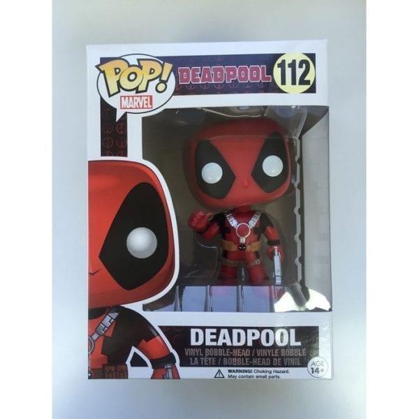deadpool POP
