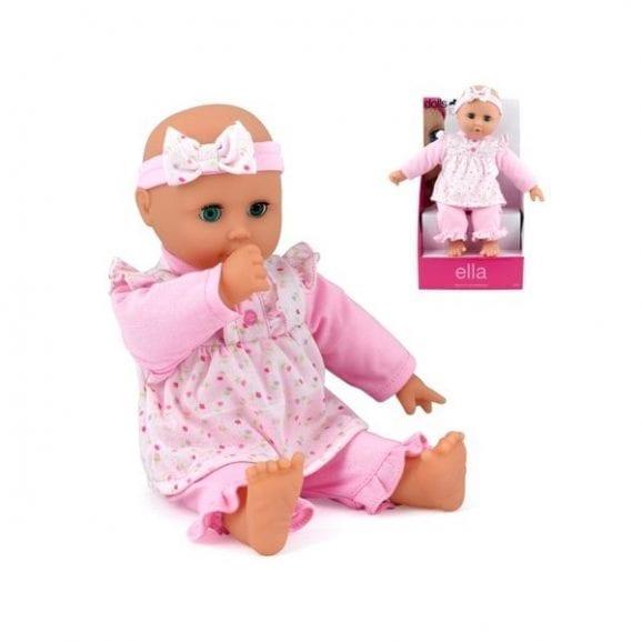 """עולם הבובות-בובה רכה אלה 30 ס""""מ"""