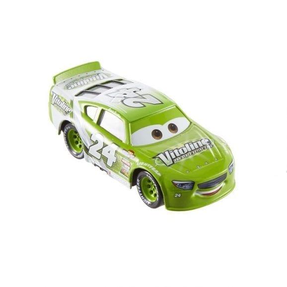 קארס - מכונית ירוק לבן