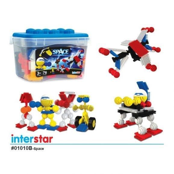 אינטרסטאר-פח חלל