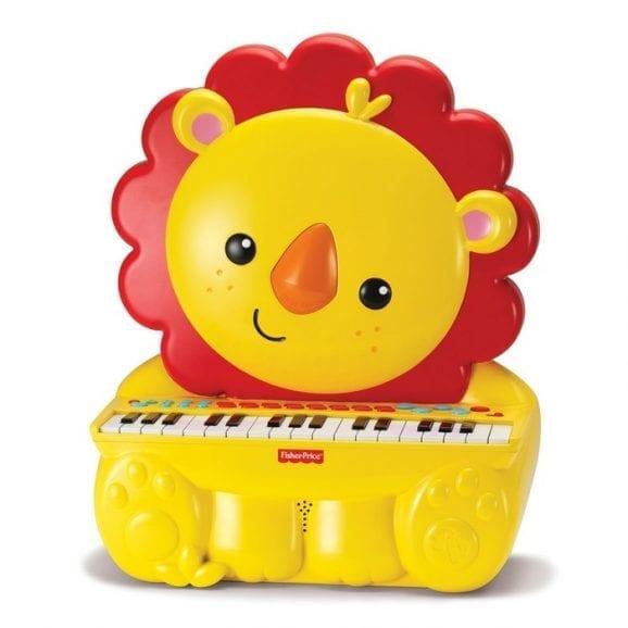 פישר פרייס-פסנתר אריה