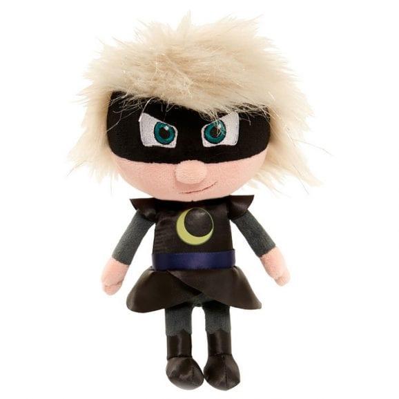כוח פיג'יי - מיני בובה פרוותית לונה