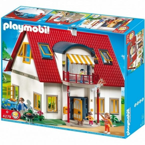 עודפים - פליימוביל בית מגורים 4279