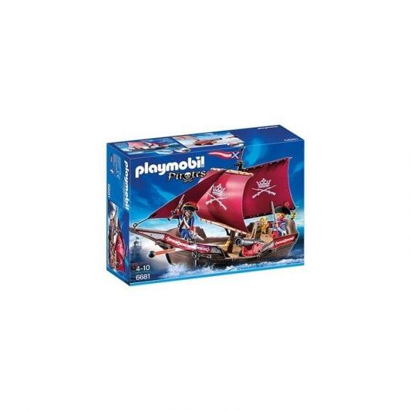 עודפים - פליימוביל סירת פיראטים מלחמתית 6681