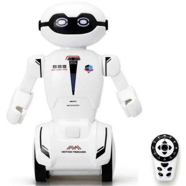 רובוט מקרובוט עם שלט