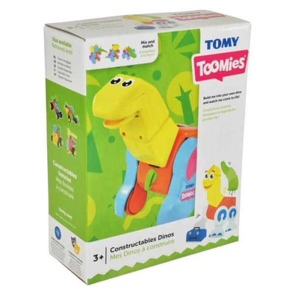 בניית דינוזאורים