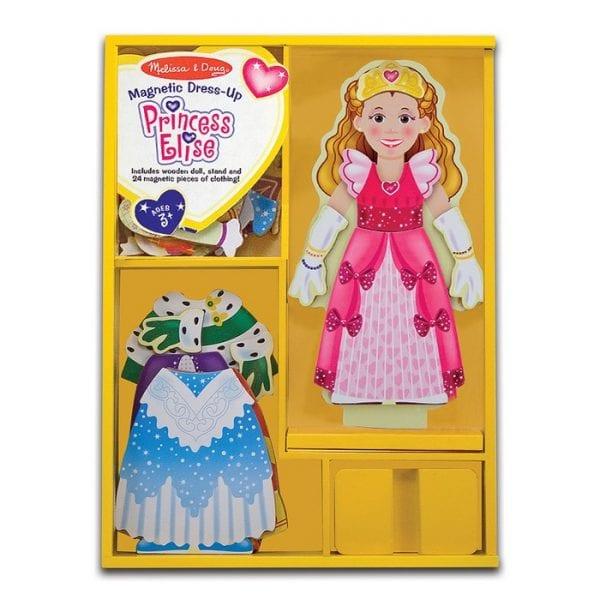 משחק הלבשה מגנטי נסיכה אליס