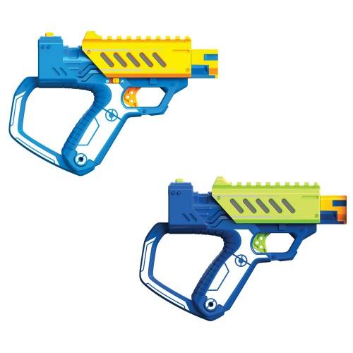 ערכת לייזר OPS שני אקדחים ושתי מטרות