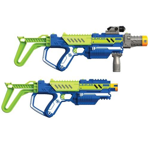 ערכת לייזר OPS 2 רובים ושתי מטרות גוף