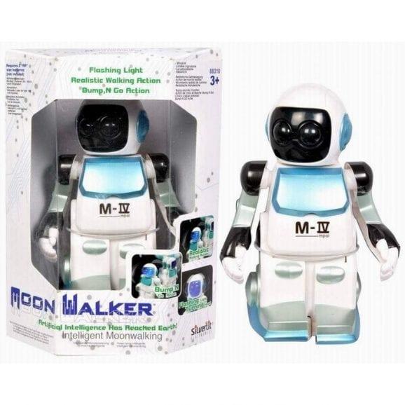 רובוט מונווקר moon walker
