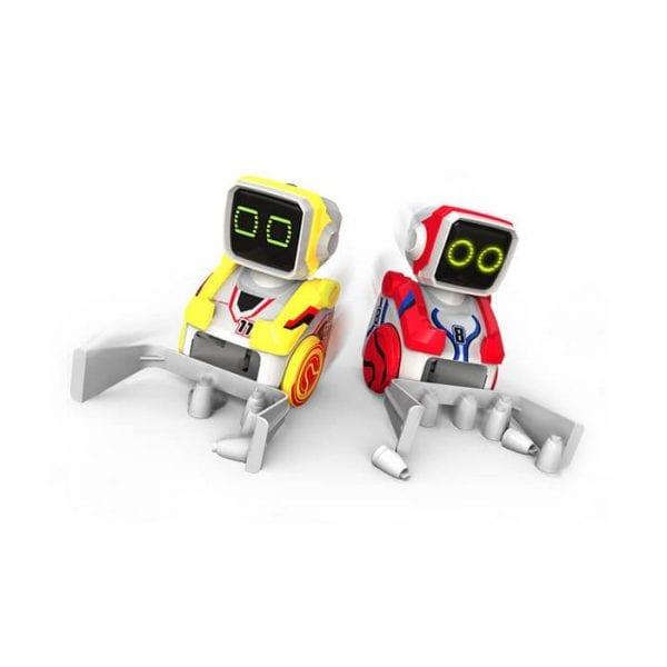 ערכת קיקבוט זוגית - רובוטים עם שערים