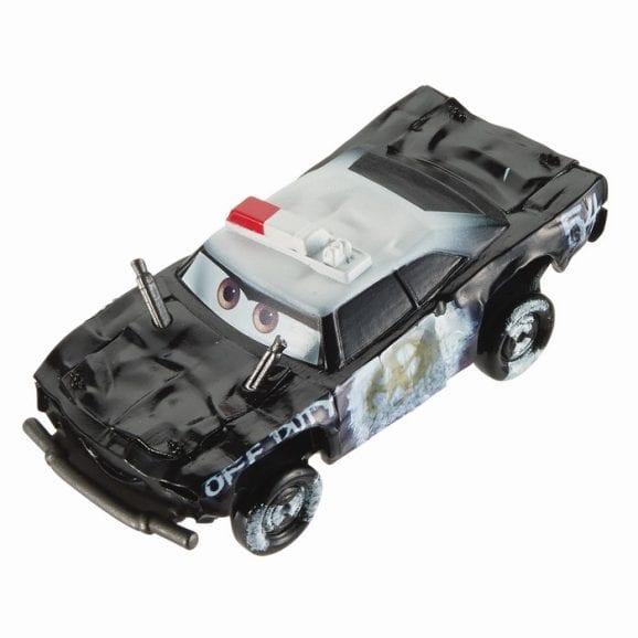 קארס - מכונית משוך וסע שחור