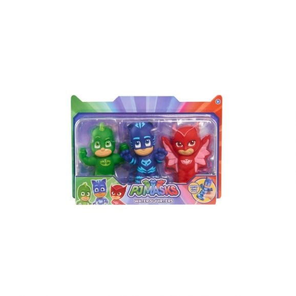 כוח פיג'יי - שלוש בובות מתיזות