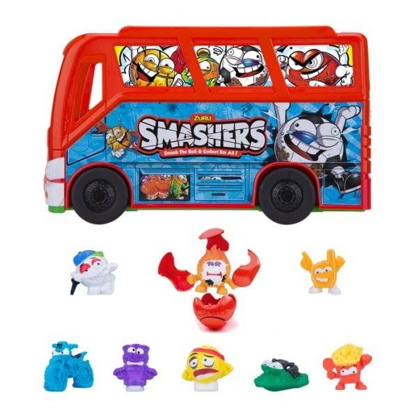 סמאשרס אוטובוס