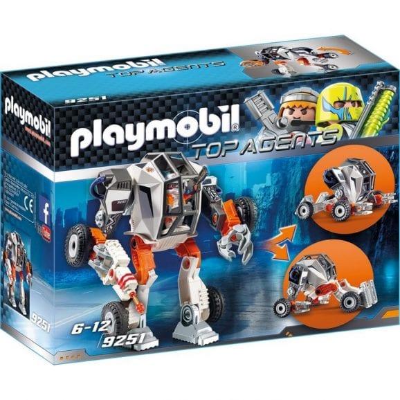 פליימוביל 9251 הרובוט של הסוכן T.E.C