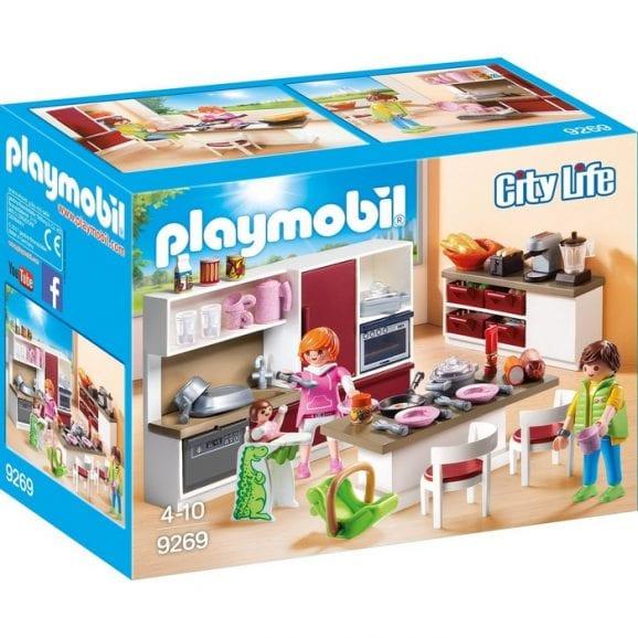 פליימוביל מטבח חדש 9269