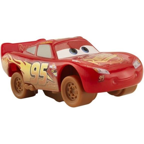 קארס - מכונית משוך וסע אדום