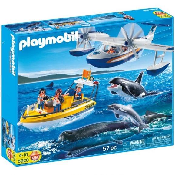 תצפית על להקת לוויתנים - פליימוביל 5920