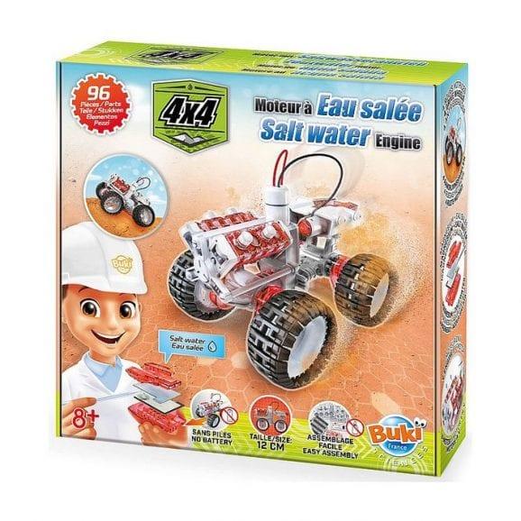רכב 4X4 להרכבה עצמית לילדים