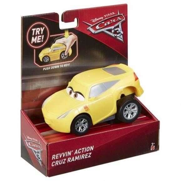 קארס - מכוניות מרוץ צהובה