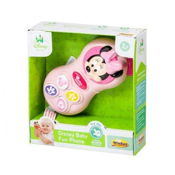 טלפון לתינוק מיני מאוס