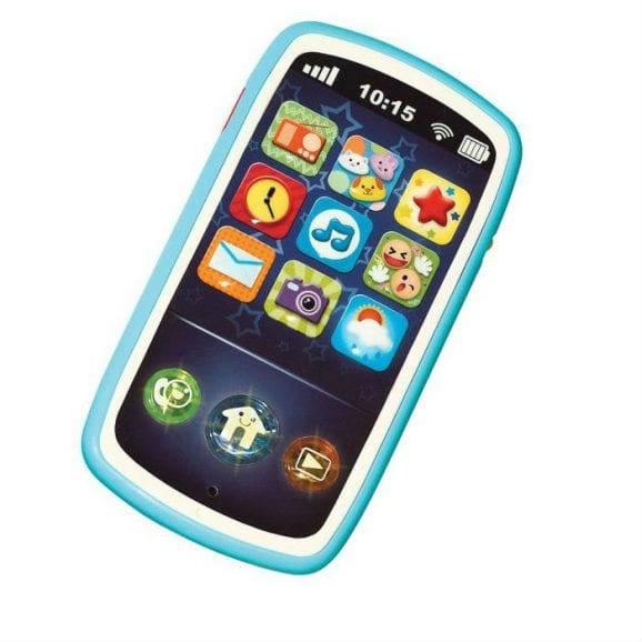 עודפים - הטלפון החכם הראשון שלי