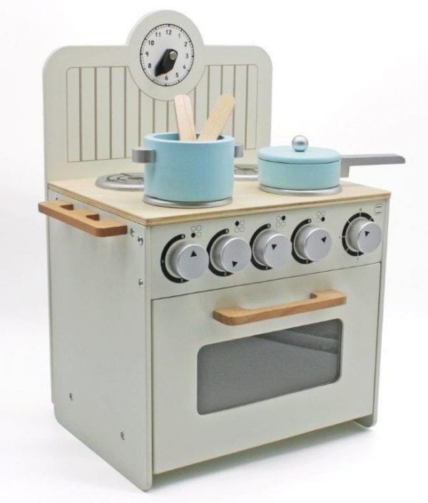 תנור שף מעץ לילדים