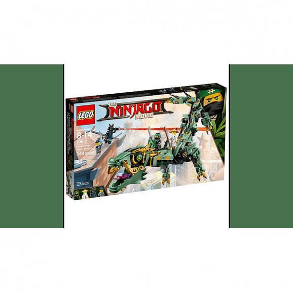 לגו נינג'גו רובוט דרקון ירוק - 70612
