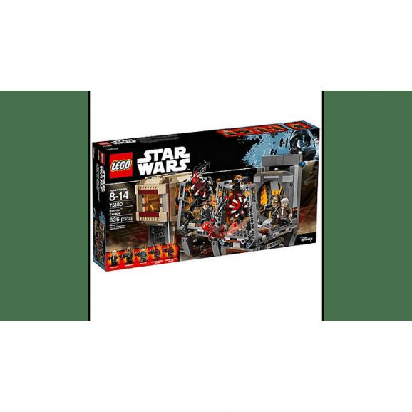 לגו מלחמת הכוכבים בריחת ראטטר מלחמת - 75180