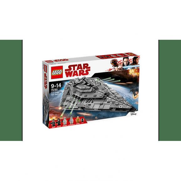לגו מלחמת הכוכבים 7 - 75190