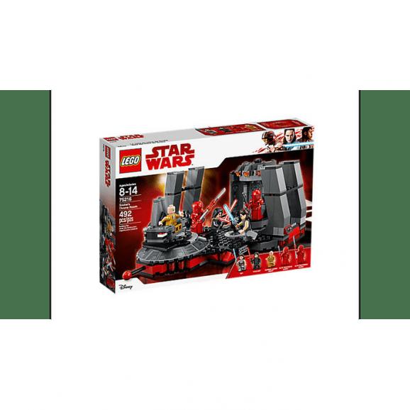 לגו מלחמת הכוכבים פלייסט אפיזודה 75216