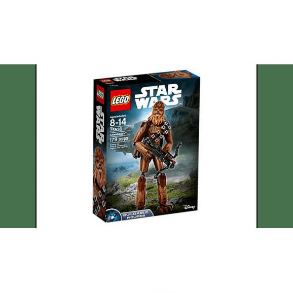 לגו מלחמת הכוכבים Chewbacca 75530