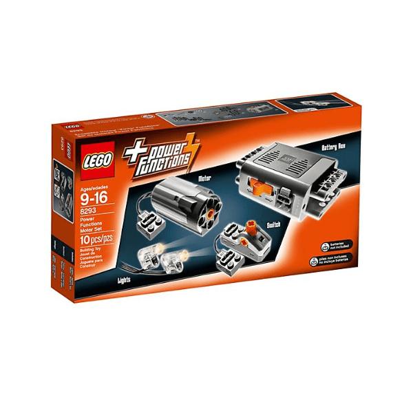 לגו טכני מנוע - 8293