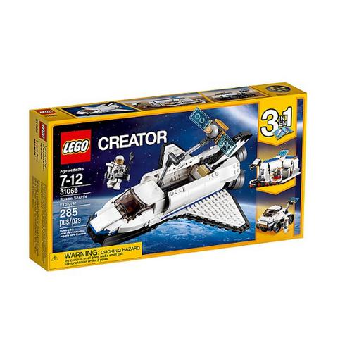 לגו קריאטור חלל - 31066