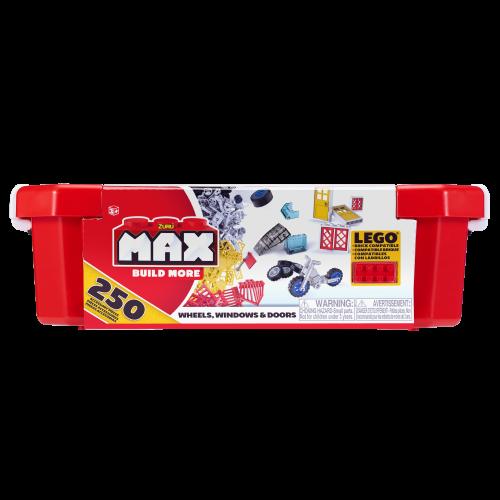 קופסת מקס של מוצרי בנייה - 250 חלקים