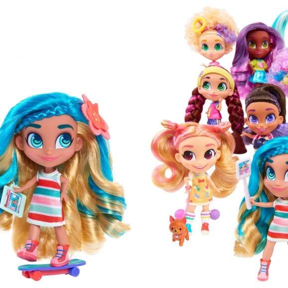 תכירו את הבובות המשגעות מסדרת Hairdorables! - עודפים