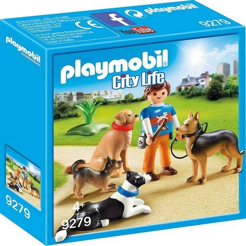פליימוביל מאלף כלבים - 9279