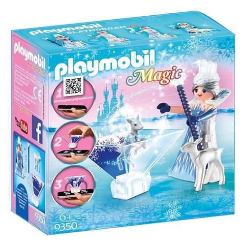 פליימוביל נסיכת קריסטל הקרח - 9350