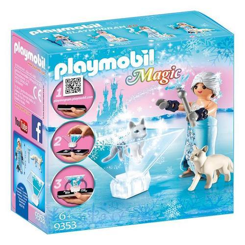 פליימוביל נסיכת החורף - 9353