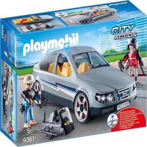 """פליימוביל רכב הסוואה ימ""""מ - 9361"""