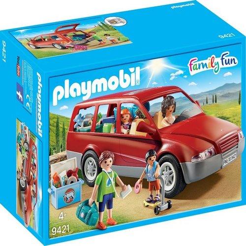 פליימוביל מכונית משפחתית - 9421