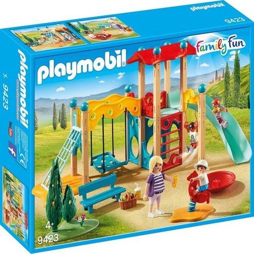 פליימוביל פארק שעשועים - 9423