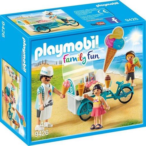 פליימוביל דוכן גלידה - 9426