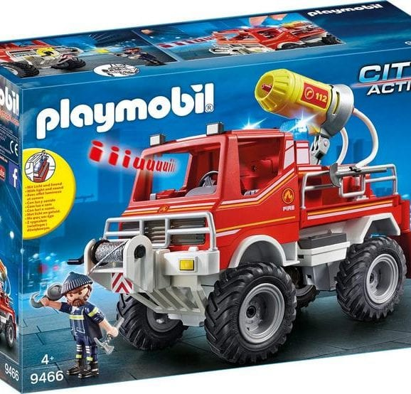 פליימוביל משאית כיבוי - 9466