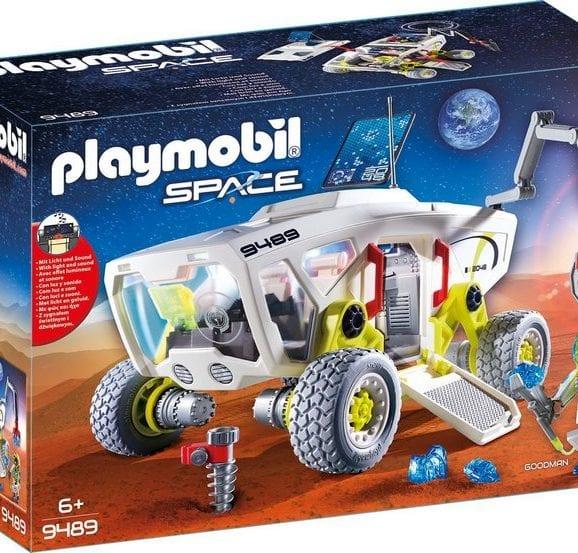 פליימוביל רכב מחקר מאדים - 9489