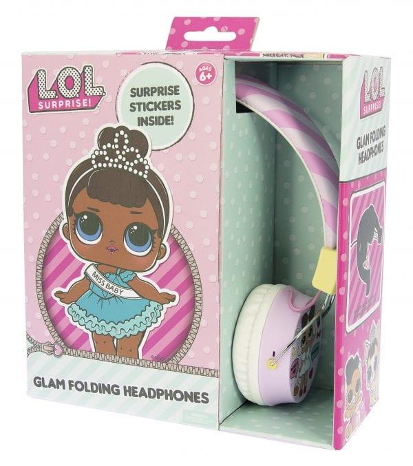 אוזניות לול